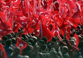 Yenikapı'da Cumhur ittifakı mitingi: 'Yıldırım' sözü veriyorum!