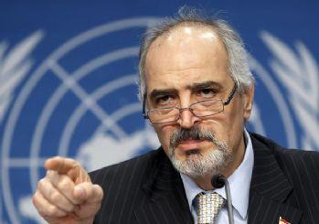 Suriye'nin BM Temsilcisi: Trump'ın açıklamalarının sonuçlarını tanımıyoruz