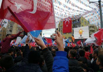 Erdoğan: Bizim trenden inenler bir daha bu trene binemeyecekler