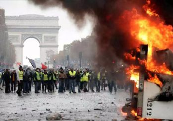 Sarı Yelekliler 200 milyon euroluk zarar verdi