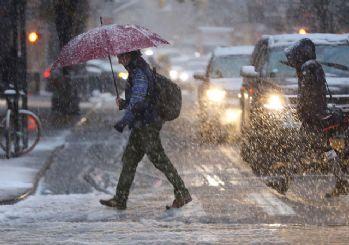 Meteoroloji'den uyarı: Kar ve yağmur geliyor!