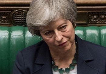 May'in Brexit anlaşması 3. kez reddedildi!