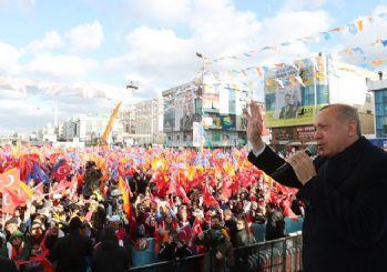Erdoğan: Hey George, size daha çok hesap soracağız