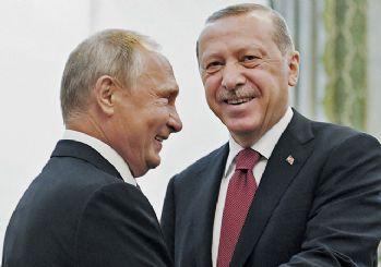 Putin'den Erdoğan'a seçim tebriği telefonu
