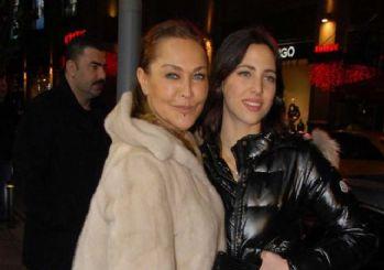 Hülya Avşar kızının yeni sevgilisiyle görüştü