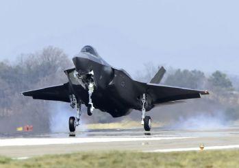 ABD, Türk pilotlarının F-35 eğitim uçuşlarını durdurdu