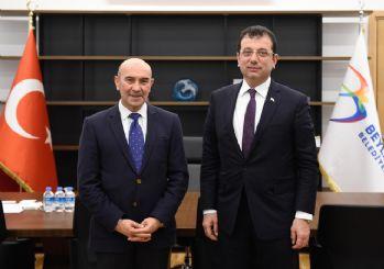 İmamoğlu ile Soyer İzmir'de ortak basın toplantısı yapacak