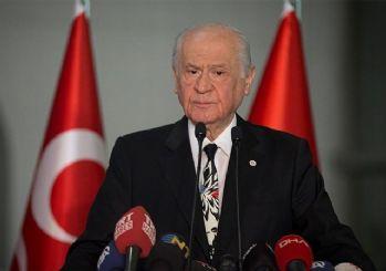 Bahçeli: İstanbul adayının 'mazbata' diye tutturması akla ziyandır