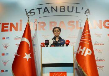 Canan Kaftancıoğlu: Oylar yüz kere de sayılsa...