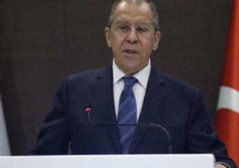 Lavrov: Golan Tepeleri kesinkes Suriye'nin