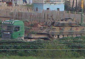 Sınırda PKK konvoyu!