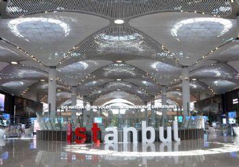 İstanbul Havalimanı'na havadan bakış!