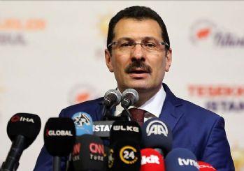 AK Parti YSK'ya başvuracak: İstanbul'un tüm ilçelerinde yeniden oy sayımı!