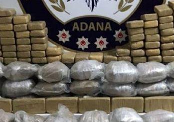 Adana'da uyuşturucu satıcılarına geçit yok!