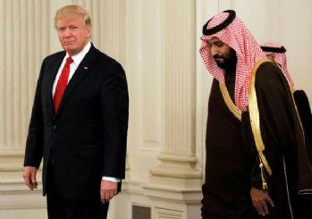 Trump Prens Bin Selman'ı aradı