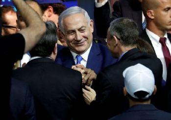 Netenyahu'dan seçim zaferi! 65 milletvekilini garantiledi
