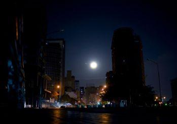 Venezuela'da elektrikler tekrar kesildi