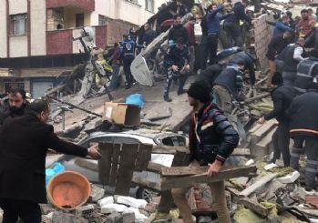 Kartal'da çöken bina davasında yakalama kararı!