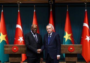 Erdoğan, Sudan'daki gelişmelere ilişkin konuştu