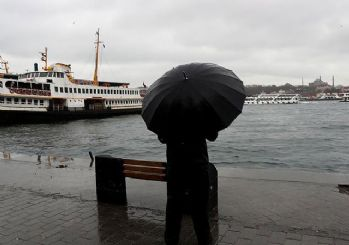 Meteoroloji'den Marmara'ya uyarı: Gök gürültülü sağanak yağış