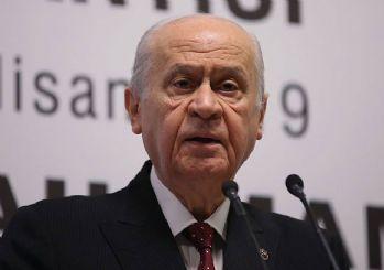 Bahçeli'den yerel seçim açıklaması: 31 Martın kazanını Cumhur İttifakı!