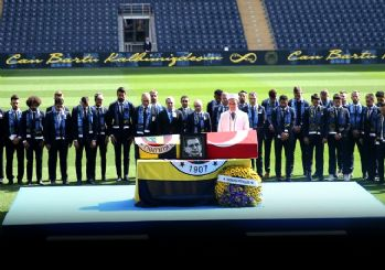 Fenerbahçe'nin efsane ismi Can Bartu'ya veda!