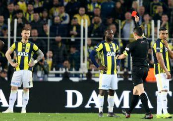 Fenerbahçe-Galatasaray derbisi berabere bitti! 1-1