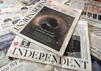 Independent gazetesi Türkçe yayınlarına başladı