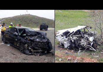 Diyarbakır-Bingöl kara yolunda katliam gibi kaza: 5 ölü