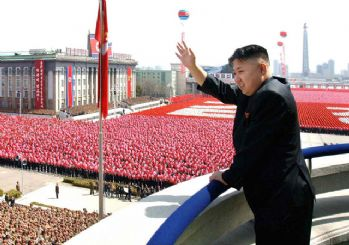 Kuzey Kore'den silah testi!