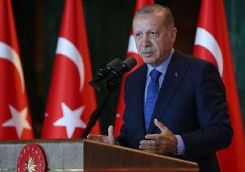 Erdoğan: Asıl gündeme odaklanmalıyız