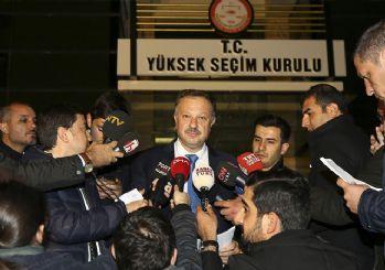 AK Parti YSK Temsilcisi Özel: Bizim delillerimiz sağlam