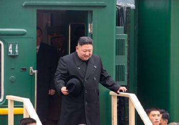 Kuzey Kore lideri Rusya'da!
