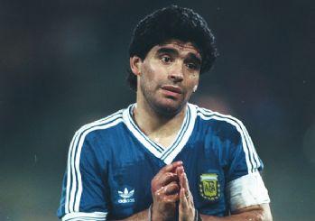 Maradona'nın belgeselinden ilk fragman!