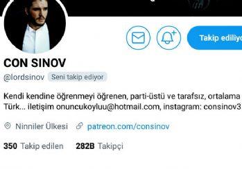 'Milli birlik şarttır' Con Sınov'la gündeme dair