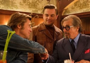 Once Upon a Time in Hollywood filminden yeni bir görsel!