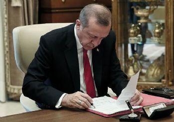 Erdoğan'dan 5 üniversiteye rektör ataması