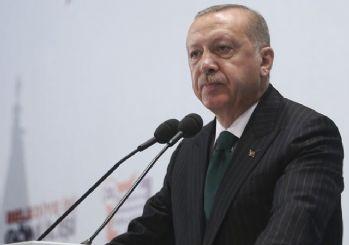 Erdoğan: Dava adamı olduğunu söyleyenler nerede?