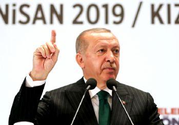 Erdoğan'dan birlik ve beraberlik çağrısı!