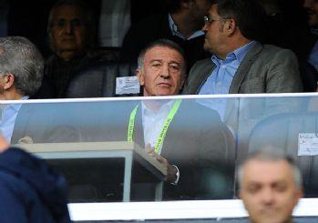 Trabzonspor Başkanı Ağaoğlu: Trabzon otobüsünden adam aldırmak...