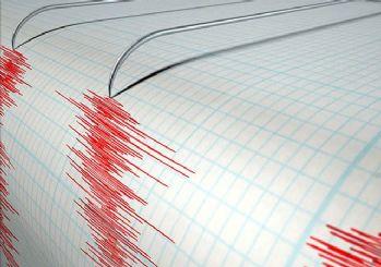 Akdeniz'de deprem! 4,8 büyüklüğünde