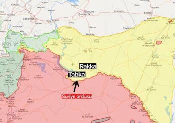 Esad YPG'ye operasyon başlattı!