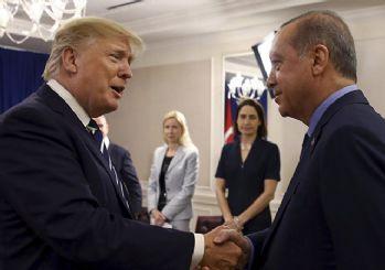 Erdoğan, Trump ile S-400'ü görüştü
