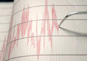 Çanakkale açıklarında deprem oldu
