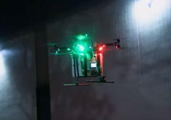 Acilen nakil olması gereken böbrek drone ile taşındı!