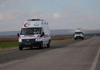 TSK konvoyuna saldırı: 1 şehit, 3 yaralı