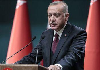 Cumhurbaşkanı Erdoğan: Müteahhitlik hizmetlerinde dünya ikincisiyiz!