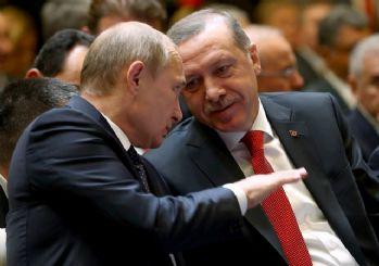 Erdoğan Putin ile görüştü! Suriye ve Libya gündemdeydi