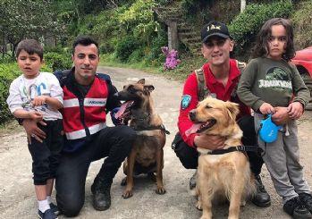 Rize'de kaybolan 2 çocuk bulundu!
