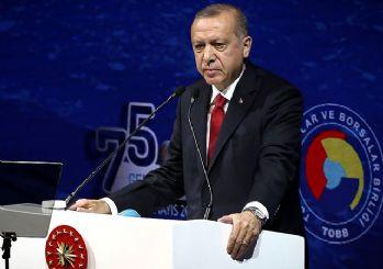 Erdoğan: Terör örgütüyle el ele olanlar...